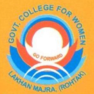 Government College for Women, Lakhan Majra