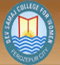 Dev Samaj College For Women - Ferojepur city